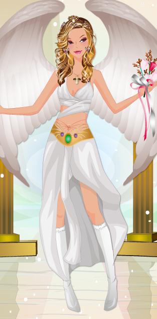 Картинки с ангелами аниме